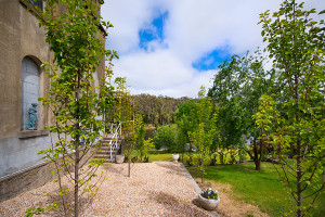 The Coach House - Garden with Lake Views
