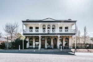 The Coach House – Exterior