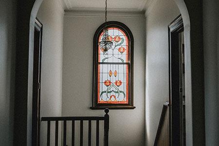 The Upstairs Hall